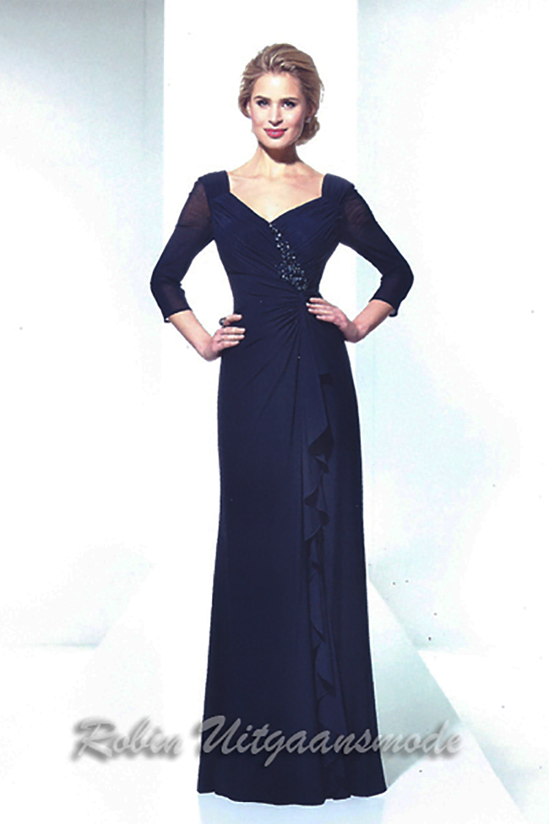 9dc463968b0 Evening Gowns with Sleeves   Long sleeve Prom Dresses   Robin