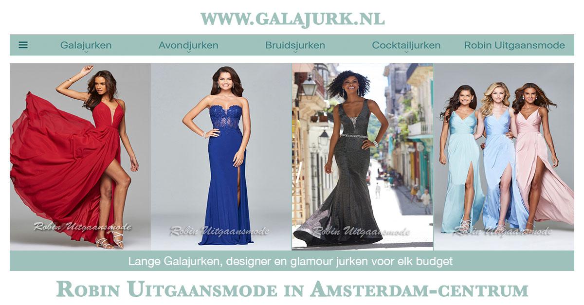 Galajurken Amsterdam Centrum.Lange Galajurken Designer En Glamour Jurken Voor Elk Budget Robin